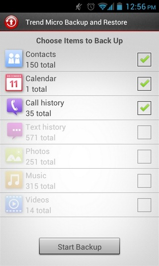 Trend-Micro-Backup-Restore-Android-Backup-Contents
