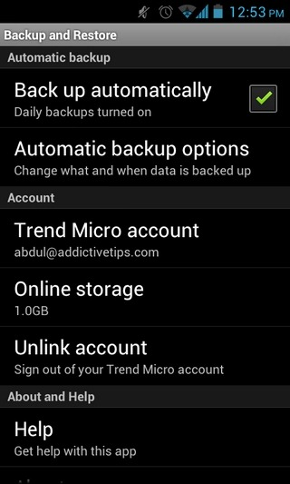 Trend-Micro-Backup-Restore-Android-Settings-Main