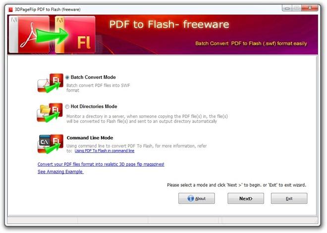 3DPageFlip PDF to Flash