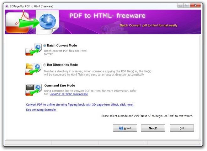 3DPageFlip PDF to Html
