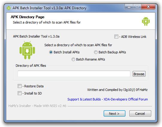 APK-Batch-Installer-Tool