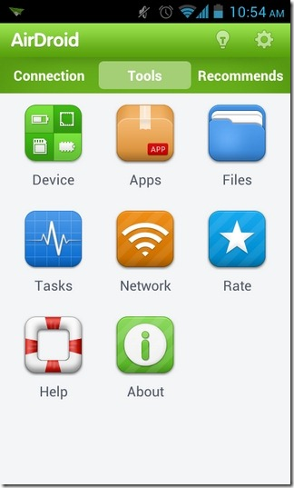 AirDroid-Update-Android-App-Home