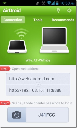 AirDroid-Update-Android-App-Login