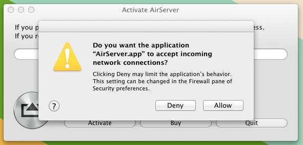 AirServer_Mac_Access