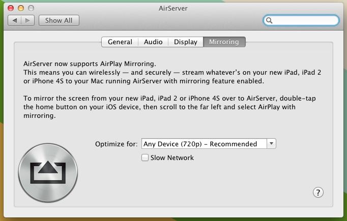 AirServer_Mac_Settings