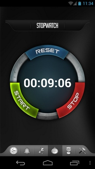 Alarm-Clock-Ultra-Android-Stopwatch
