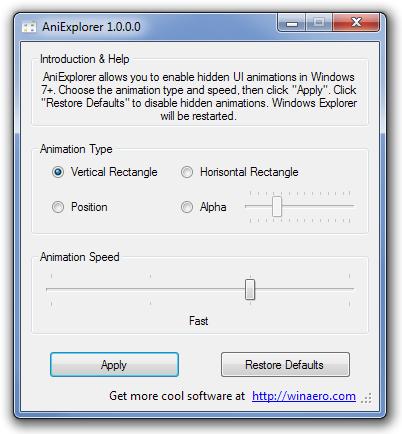 AniExplorer 1.0.0.0