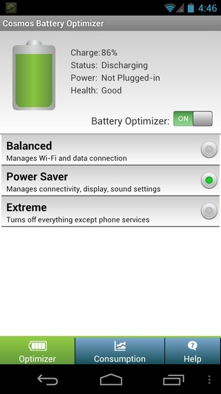 Cosmos-Android-Battery-Profile