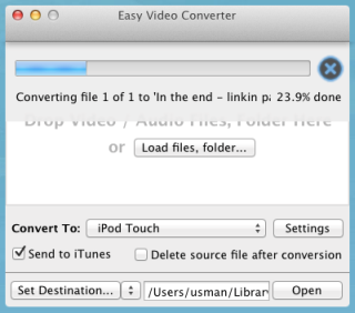 Easy Video Converting