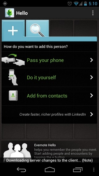 Evernote-Hello-Android-How