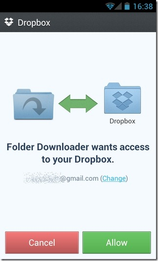 Folder-Downloader-Android-Allow