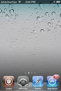 HomeSpringPage Blank Page