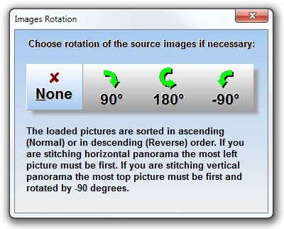 Images Rotation