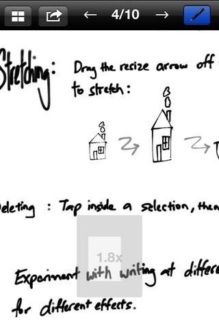 Inkflow Zoom