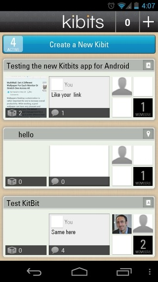 Kibits-Android-Home