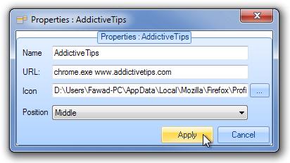 Properties  AddictiveTips