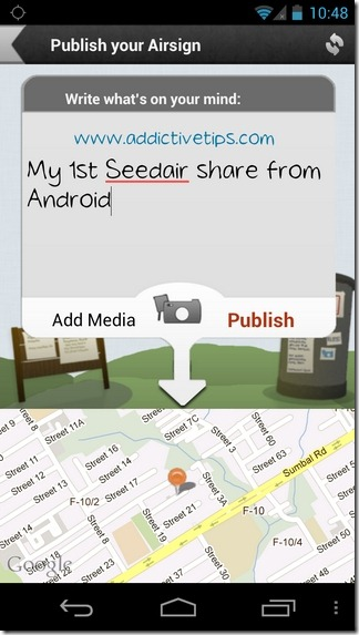 Seedair 3-Android-Airsign