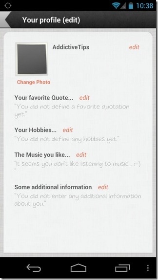 Seedair 3-Android-Profile