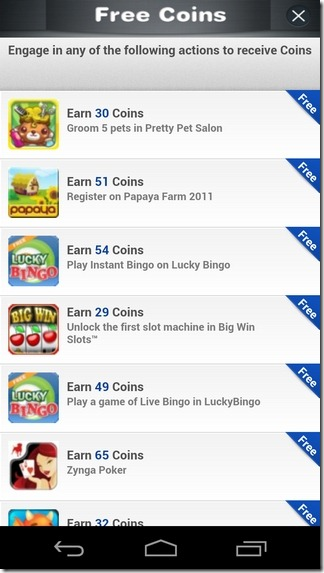 Songify-Android-Coins