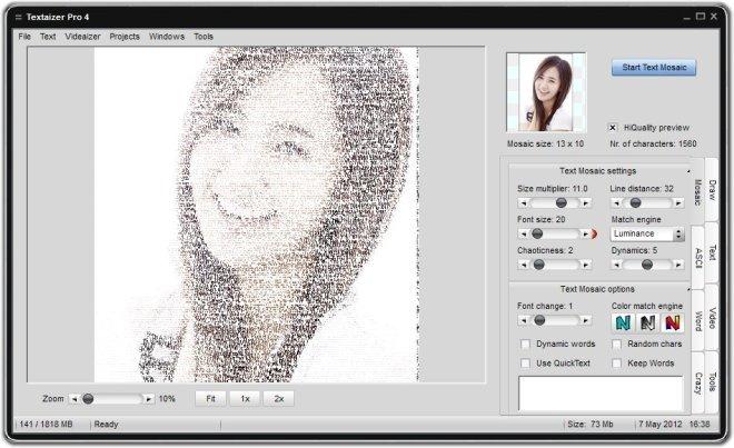 Textaizer Pro 4
