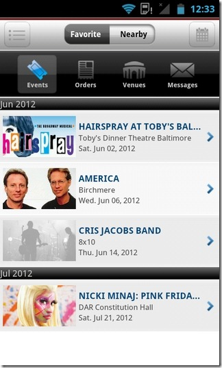 Ticketmaster-Android-Favorites