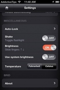TikTok ( Alarm) Settings