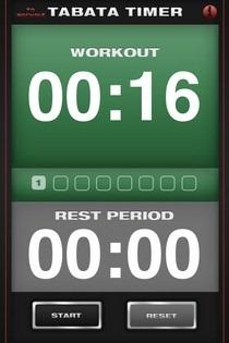 Ultimate Fitness App Tabata Timer