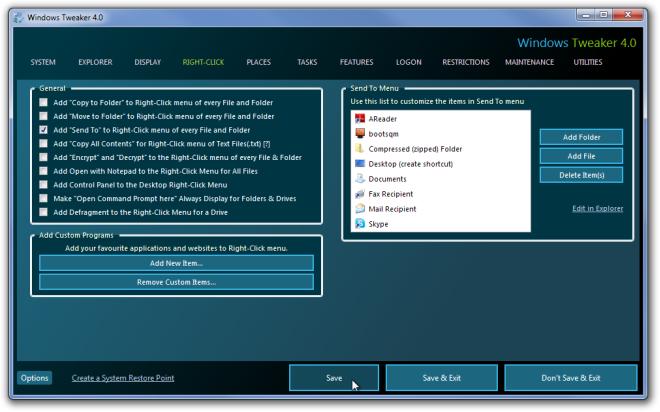 Windows Tweaker 4.0.png Right Click