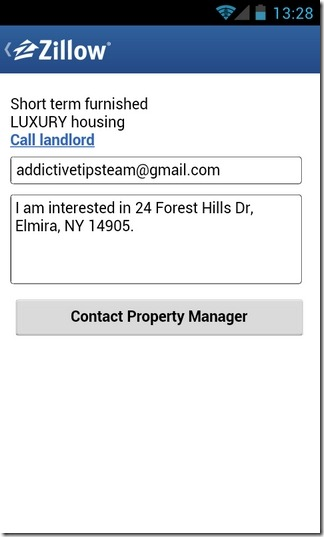 Zillow-Rentals-Android-Contact