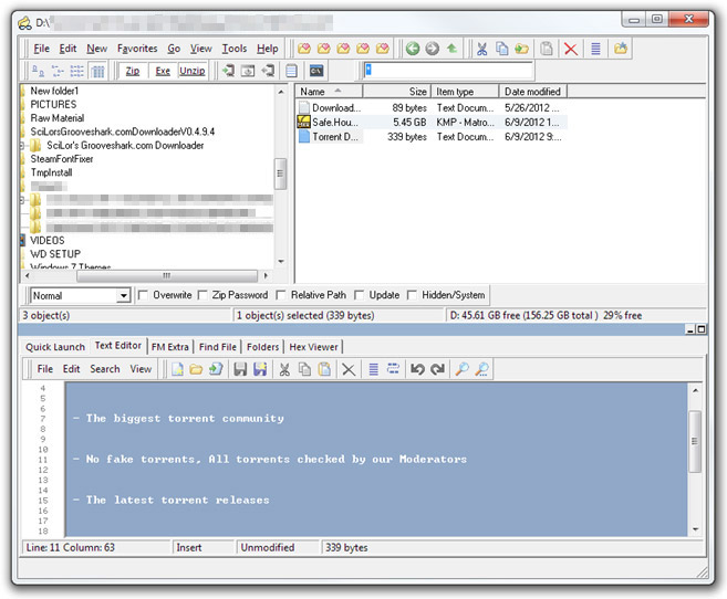 A43-Windows-File-Manager