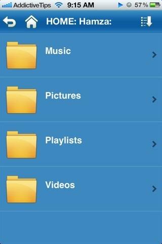 AirAV Folders
