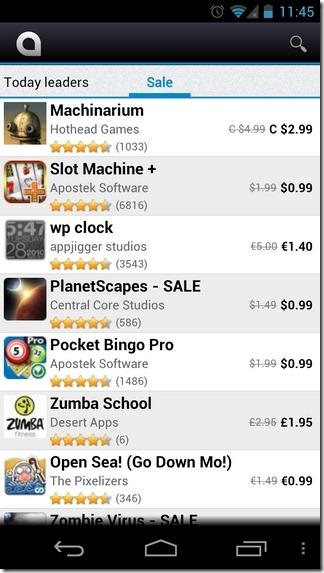 AndroidZoom-Andorid-Sale