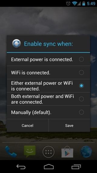 AutoSync-Android-App