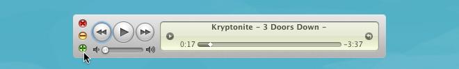 Change Hidden iTunes Preferences mini player