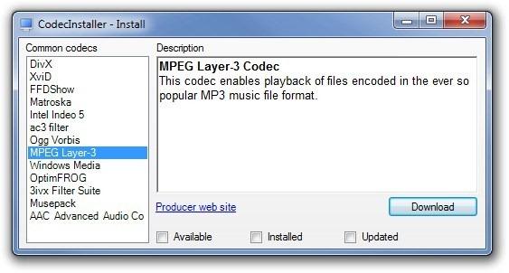 CodecInstaller_Install