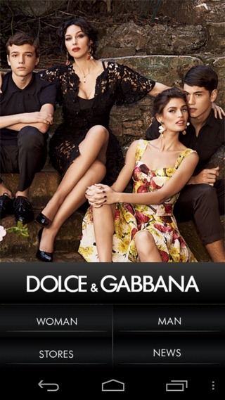 Dolce-&-Gabbana-Android-Home