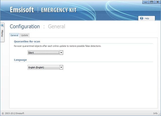 Emsisoft Emergency Kit 2.0.png Configuration