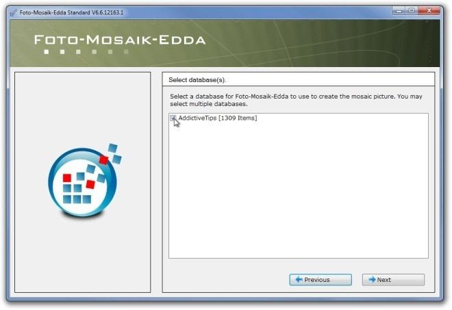 Foto-Mosaik-Edda__Choose Database