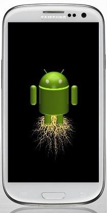 Galaxy S III CF-Root