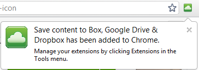 Icon of Extension
