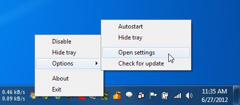 Kill Keys System Tray