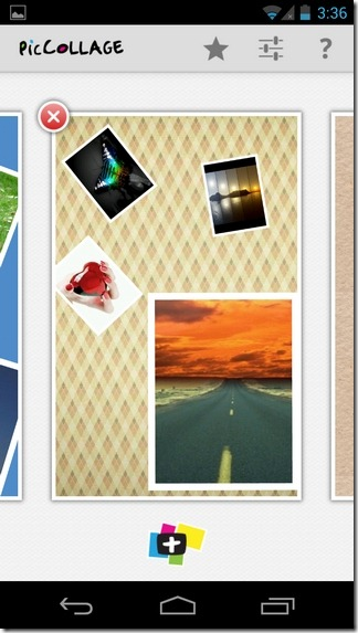 PicCollage-Android-Home