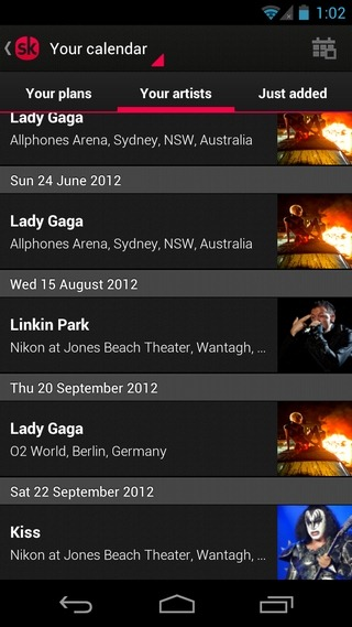 Songkick-Concerts-Android-Calendar