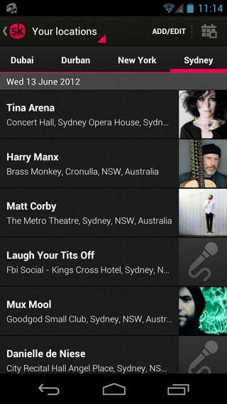 Songkick-Concerts-Android-Locations