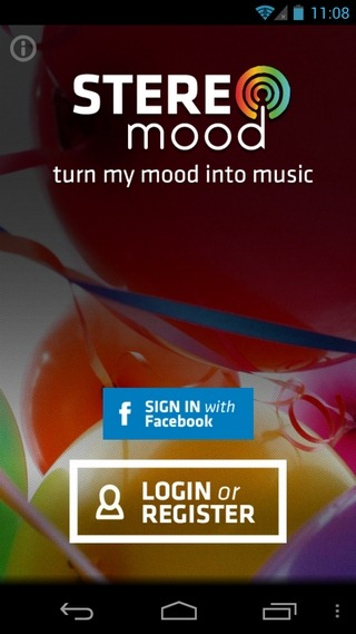 Stereomood-Android-iOS-Login