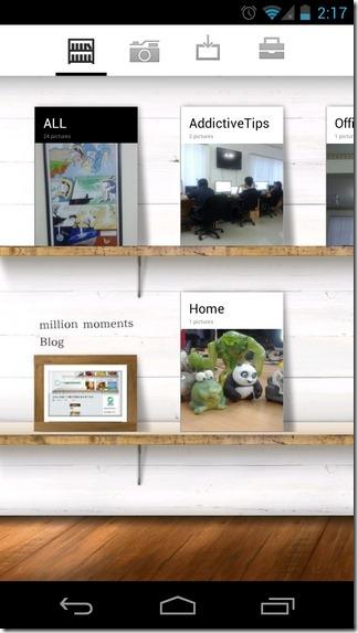 million-moments-Android-Bookshelf