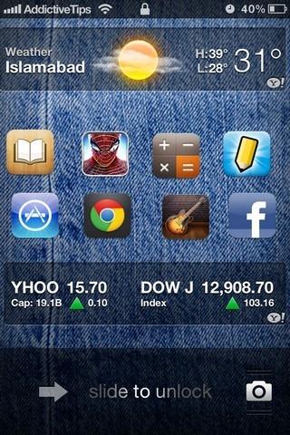 AnyLock Lock Screen