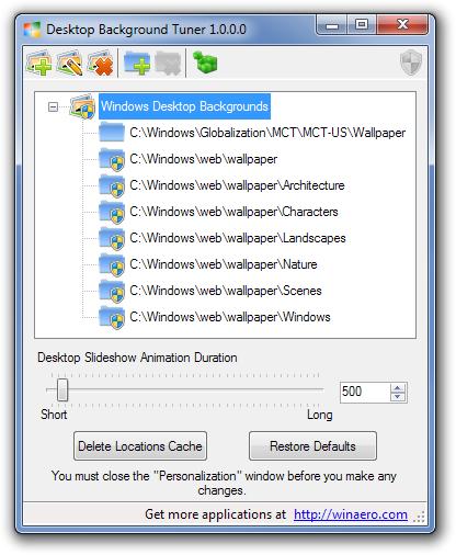 Desktop Background Tuner 1.0.0.0
