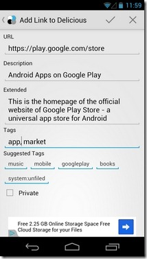 Droidicious-Android-Bookmark1