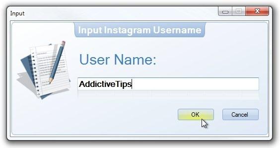 Free Instagram Downloader_Input